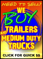 We buy horse trailers