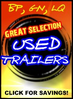 Certified Pre Owned Used Trailers