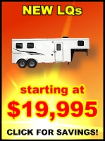 New Living Quarters from $19,995