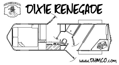 Dixie Renegade Floorplan