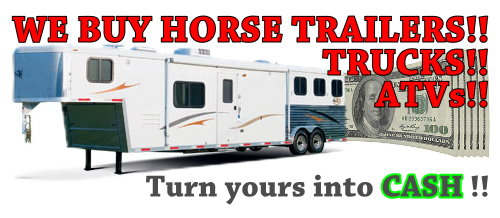 We buy used trailers