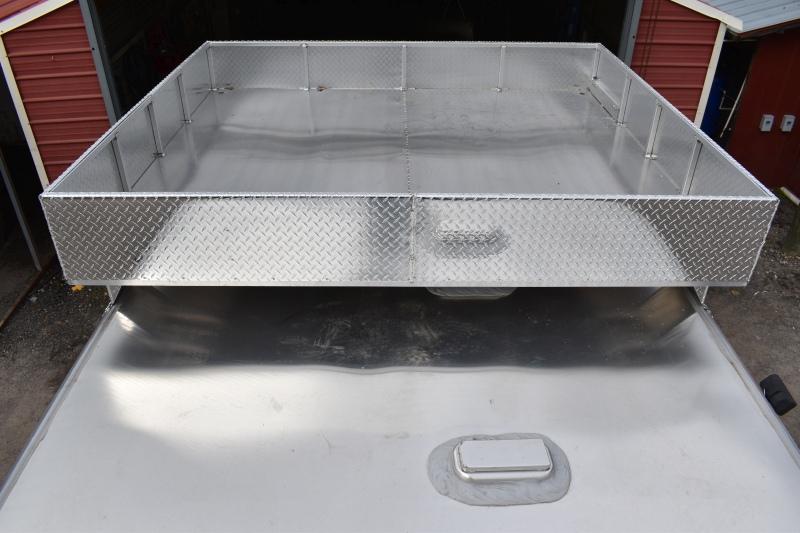 Aluminum Aerodynamic Hay Rack