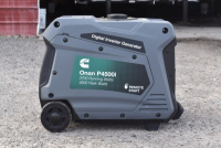 ONAN P4500 Portable Gasoline Gen With Remote Start