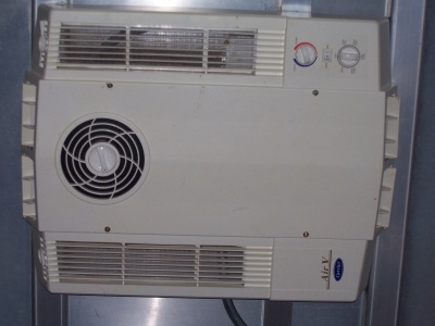 AIR CONDITIONERS FOR HORSE TRAILERS