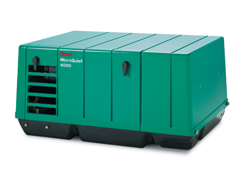 Onan 3.6 kW Super Quiet LP Gas Model with Remote Start