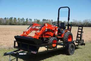 Brawny Branson 24HP Loader Package