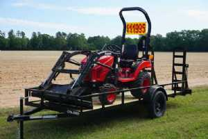 Brawny Branson 22HP Loader Package