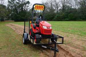 Brawny Branson 22HP No Loader Package
