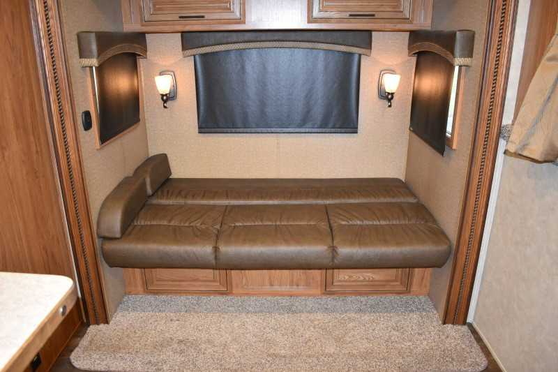 Used 2016 Exiss 3 Horse Trailer with Living Quarters