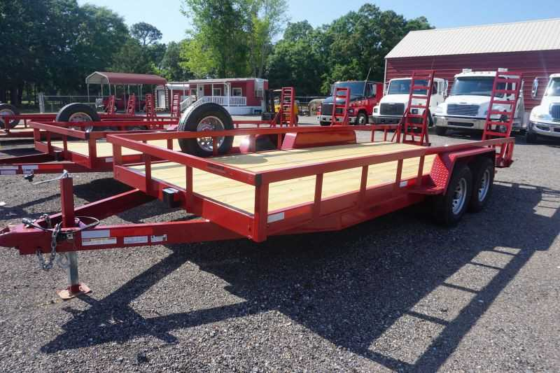 #37775 - New 2019 Trailer World UT7X20 Utility Trailer