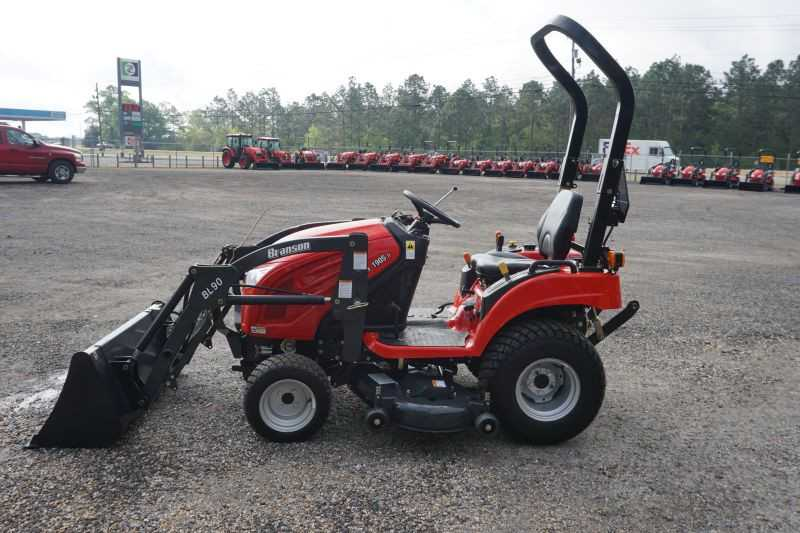 #00262 - New 2019 Branson 1905H Tractor