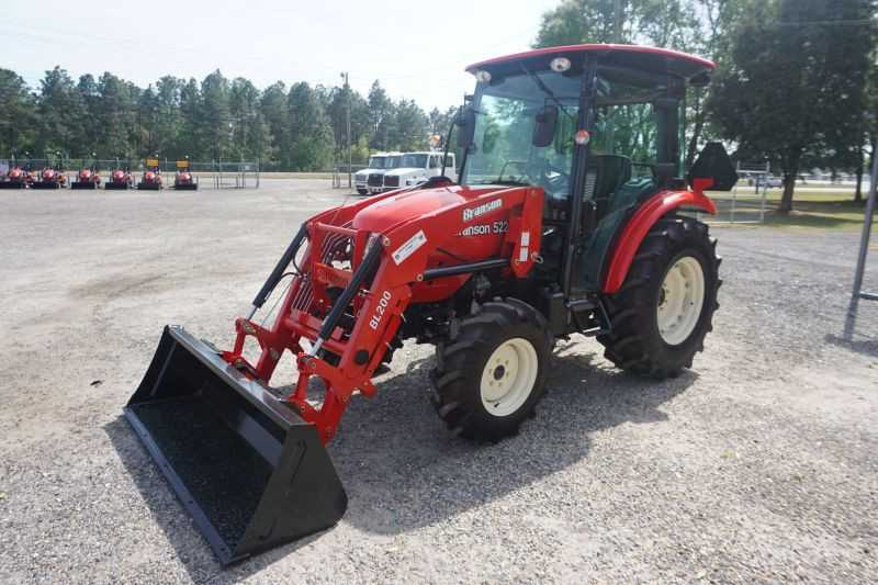 #00014 - New 2019 Branson 5220C Tractor