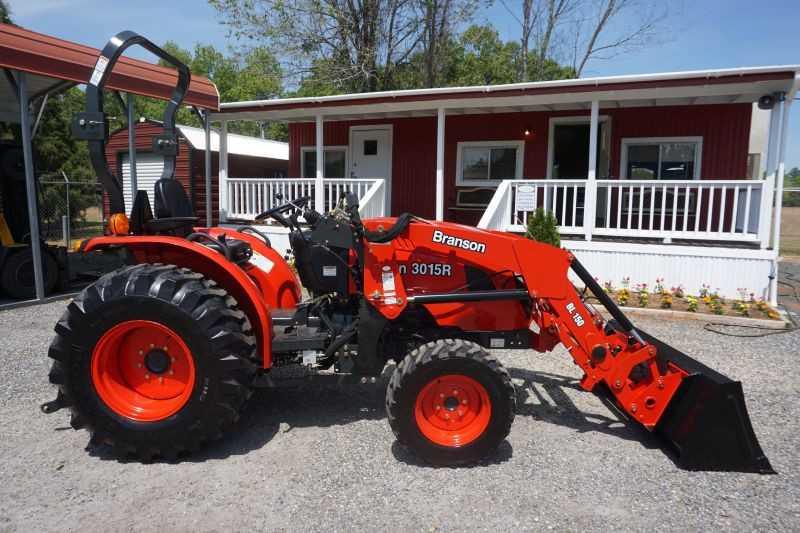#00146 - New 2019 Branson 3015R Tractor