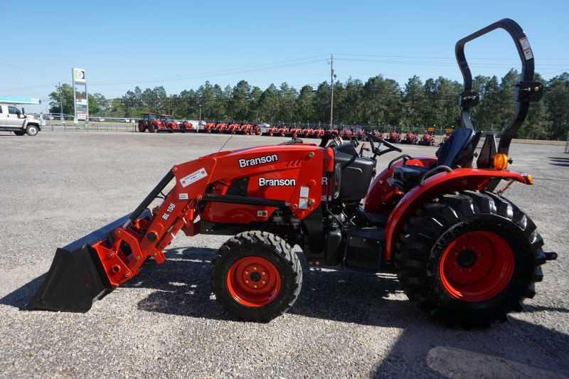 #00180 - New 2019 Branson 3015R Tractor