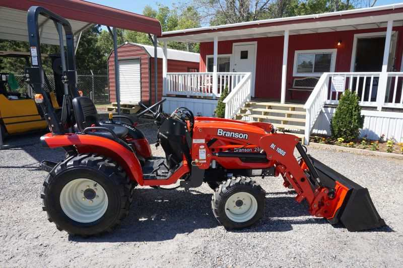 #00294 - New 2019 Branson 2400H Tractor