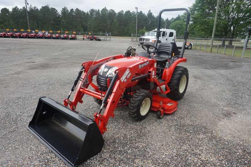 #00280 - New 2019 Branson 2400H Tractor