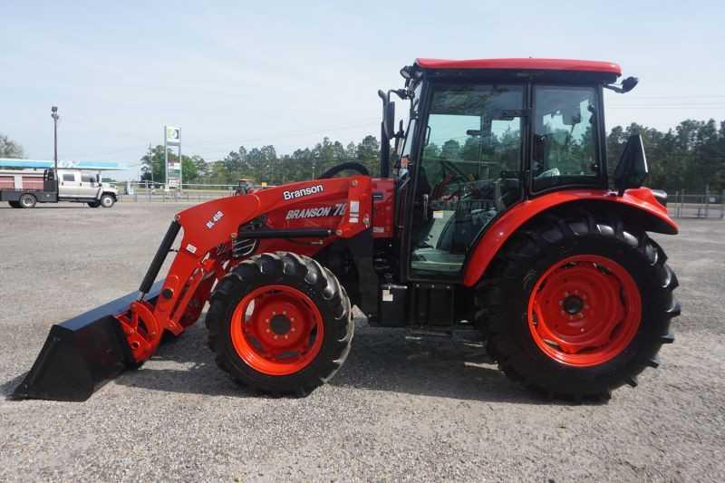 #00157 - New 2019 Branson 7845C Tractor