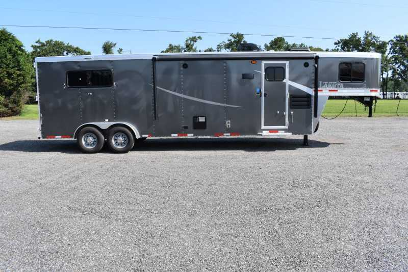 #00408 - New 2020 Lakota Colt 7311 3 Horse Trailer  with 11' Short Wall