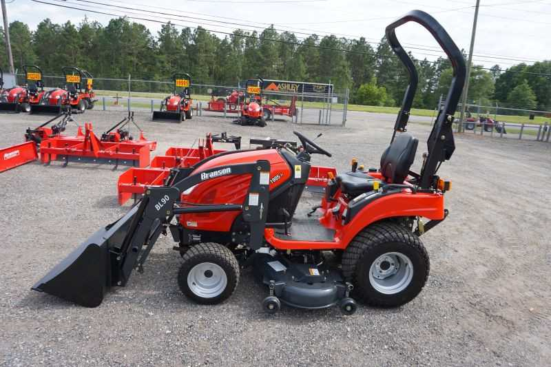 #00168 - New 2019 Branson 1905H Tractor