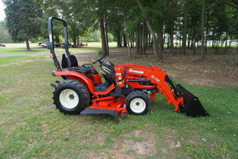 #00396 - New 2019 Branson 2400H Tractor