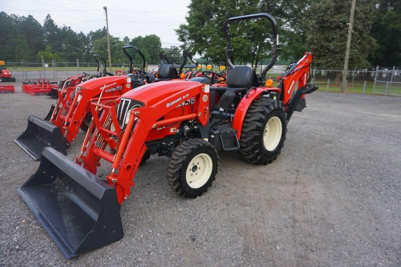 #00044 - New 2019 Branson 3515H Tractor