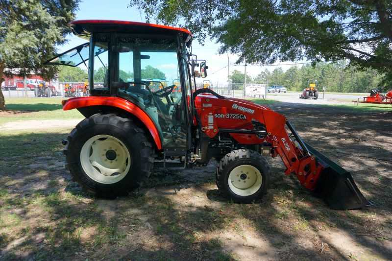 #00037 - New 2019 Branson 3725CH Tractor