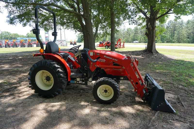 #00022 - New 2019 Branson 4015H Tractor