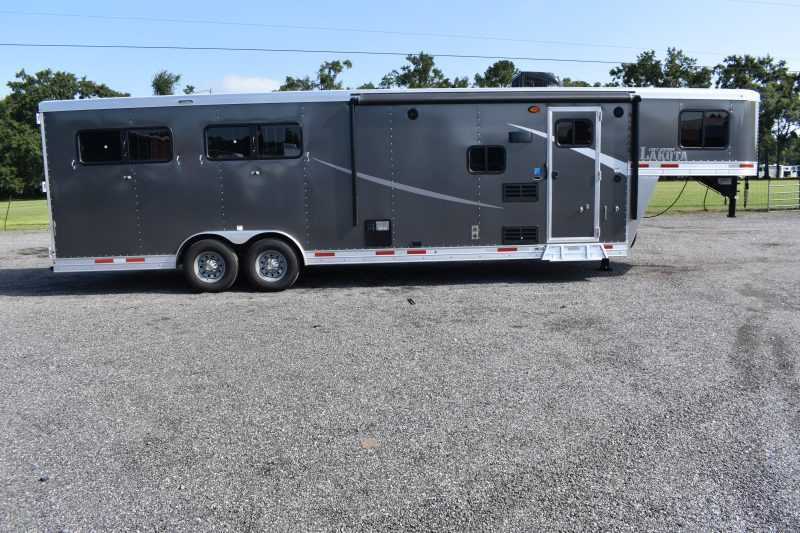 #00515 - New 2020 Lakota Colt 8409SO 4 Horse Trailer  with 9' Short Wall