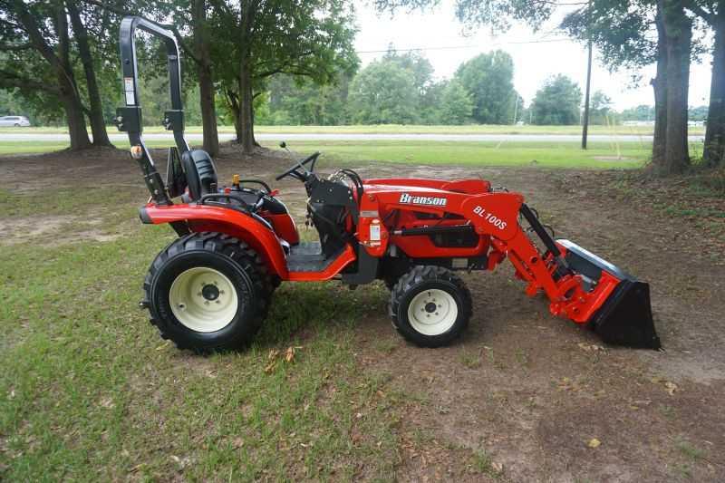 #00036 - New 2020 Branson 2400 Tractor