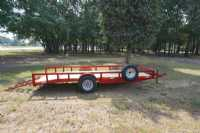 #38276 - New 2019 Trailer World UT6x16 Utility Trailer
