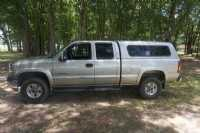 #69811 - Used 2002 GMC 2500 Truck