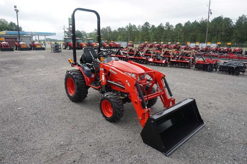 #00100 - New 2019 Branson 2505H Tractor