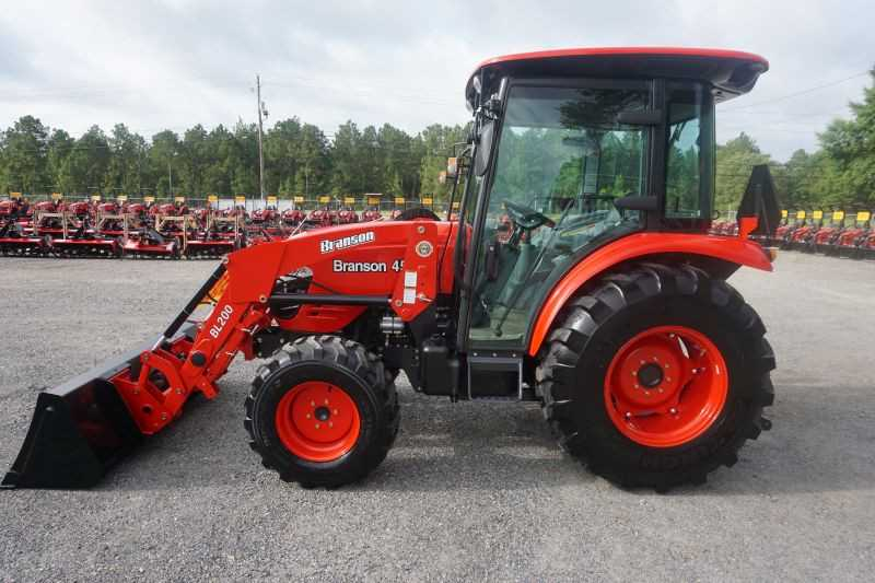 #00022 - New 2019 Branson 4520C Tractor