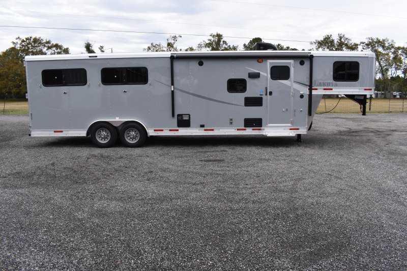 #00730 - New 2020 Lakota Colt 8409SO 4 Horse Trailer  with 9' Short Wall