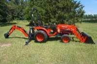 #00070 - New 2020 Branson 2510 Tractor