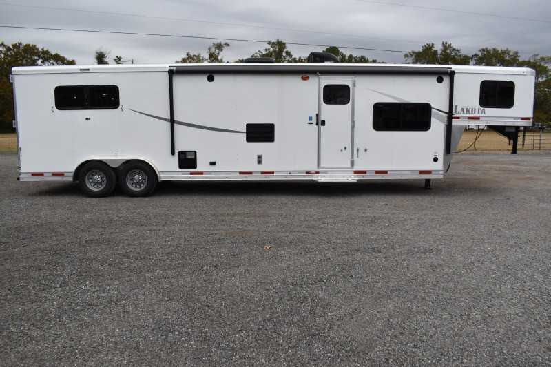 #00948 - New 2020 Lakota Colt 8315SO 3 Horse Trailer  with 15' Short Wall
