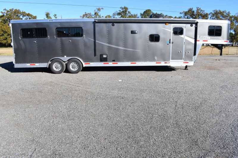 #00949 - New 2020 Lakota Colt 8413RKBSO 4 Horse Trailer  with 13' Short Wall