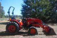 #00010 - New 2020 Branson 4815R Tractor