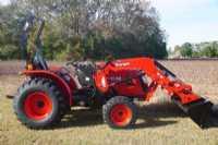 #00004 - New 2020 Branson 4015R Tractor