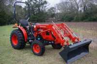 #00096 - New 2020 Branson 3015R Tractor