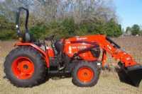 #00097 - New 2020 Branson 4520R Tractor