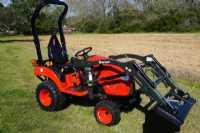 #00237 - New 2020 Branson 1905H Tractor