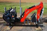 #N0081 - New 2020 Branson BH95 Backhoe