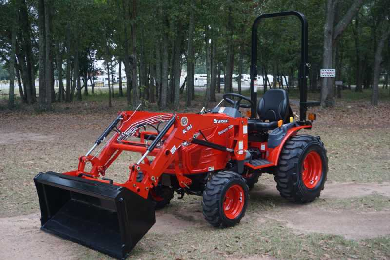#00273 - New 2020 Branson 2505H Tractor