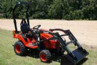 #00031 - New 2020 Branson 2205H Tractor