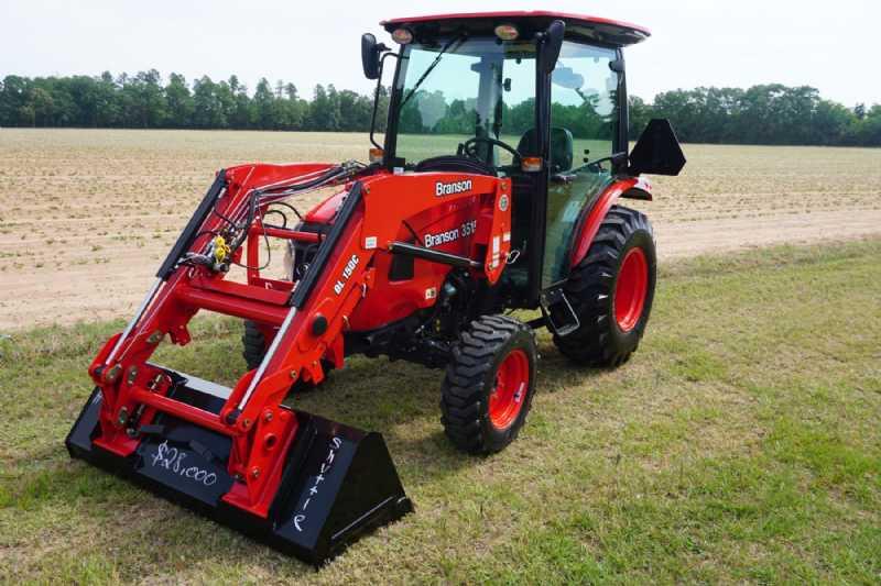 New Branson 35-HP Tractor