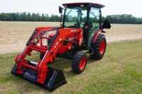 #00025 - New 2020 Branson 3515C Tractor