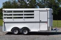 New 2021 Bee 3HBPSL 3 Horse Trailer  with 2' Short Wall