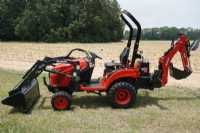 New 2020 Branson 2205H Back Hoe Tractor