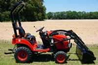 New 2020 Branson 2205H Tractor